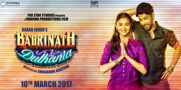 Badrinath Ki Dulhania Peview