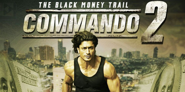 Commando 2 Peview