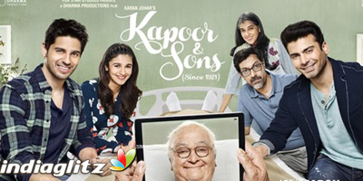 Kapoor And Sons Peview