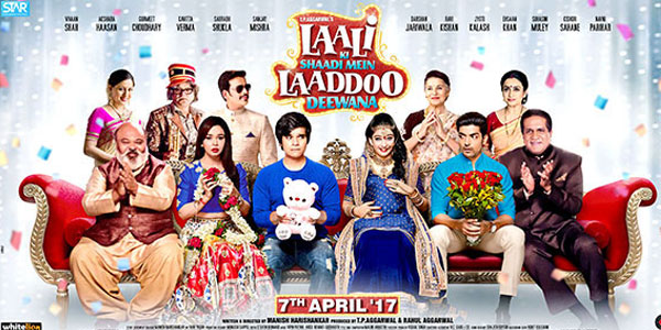 Laali Ki Shaadi Mein Laaddoo Deewana Peview