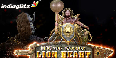 MSG The Warrior - Lion Heart Peview