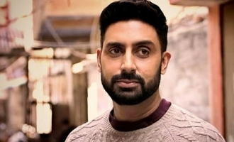 Abhishek Bachchan disagrees with the ultimate compliment
