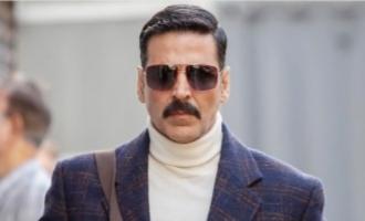 Akshay Kumar's 'Bell Bottom' faces a big trouble