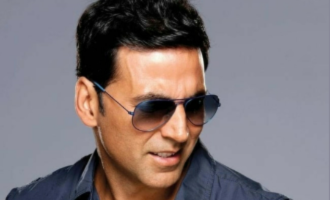 Akshay Kumar announces the release date of 'Bachchan Pandey'.