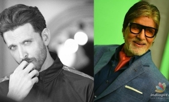 Hrithik Roshan was considered for Amitabh Bachchan's role in this remake