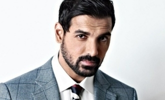John Abraham opens up about his vision on this issue