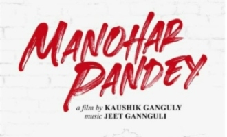 Check out the amazing star cast of Kaushik Ganguly's debut Hindi project 'Manohar Pandey'