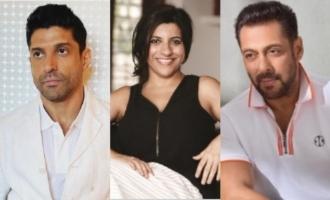 Salman, Farhan and Zoya to produce a documentry on their fathers