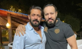 Here's how Salman's bodyguard Shera met the actor for the first time