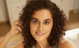 Taapsee Pannu has a special advice for actors these days.