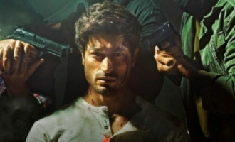 Check out the stunning new posters for Vidyut Jamwal's 'Sanak'.