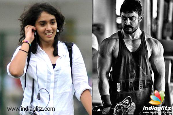 Aamir Khan Impresses Daughter Ira And How Telugu Movie News