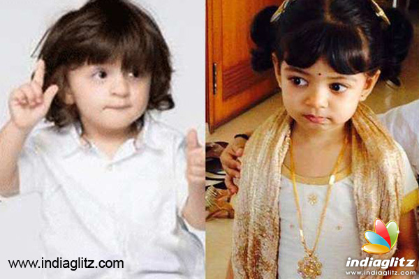 Aishwarya's daughter & SRK's son have become a pair ...