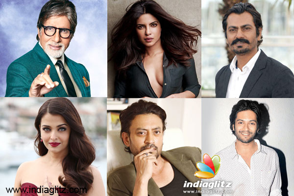 Image result for collage of bollywood celebs who acted in hollywood too