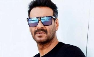 Ajay Devgan recalls his most iconic film yet