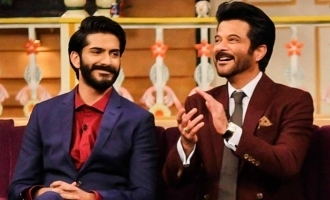 Harshvardhan Kapoor questions Anil Kapoor's eligibility for vaccination