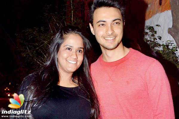 Arpita Khan Excited About Husband Aayushs Film Debut Bollywood