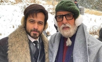 Release date of this Emraan Hashmi and Amitabh Bachchan film is out