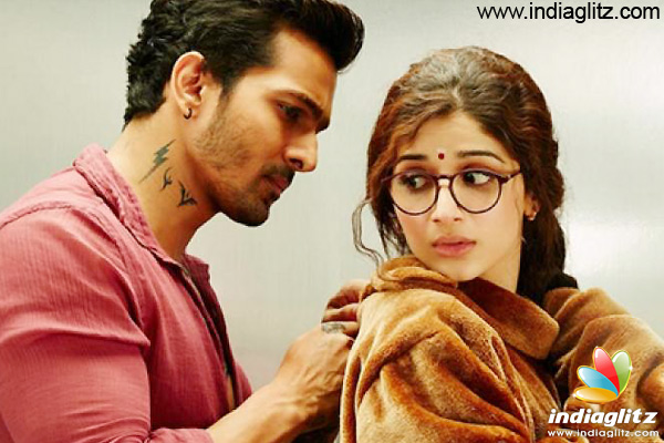 sanam teri kasam hero harshvardhan on his heroine mawra she is