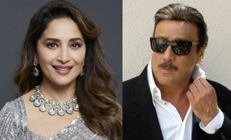 Jackie Shroff recalls working with frequent co-star Madhuri Dixit