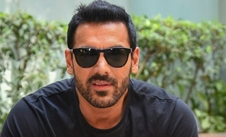 Check out John Abraham's menacing first look for 'Dhaakad'.