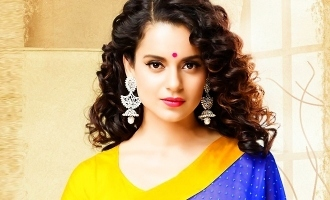 Kangana Ranaut announces her own biopic!