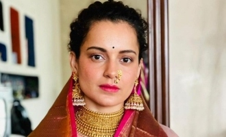 Kangana Ranaut takes another jibe at Maharashtra government