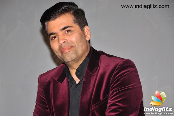 Karan Johar Men Should Be Unapologetic About Wearing Jewellery