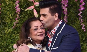 Inside Pics & Videos from Karan Johar's Mom Hiroo's Birthday Celebration!