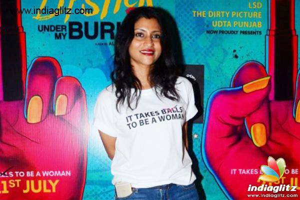 Konkona Sen Sharma: Not enough honesty in on-screen representation