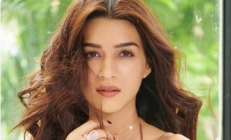 Kriti Sanon reveals how lucky she was while filming 'Mimi'