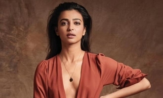 Radhika Apte returns from London. Talks about her next film.