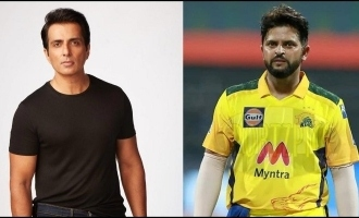 Sonu Sood extends help to Suresh Raina