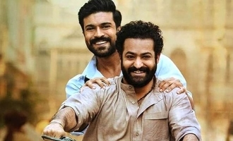 Magnum Opus friendship anthem 'Dosti' from SS Rajamouli's 'RRR' is out now!