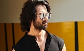 Shahid Kapoor is super excited for his web show