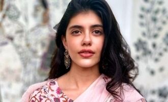 Sanjana Sanghi casted as female lead in Aditya Roy Kapoor's 'Om: The Battle Within'.