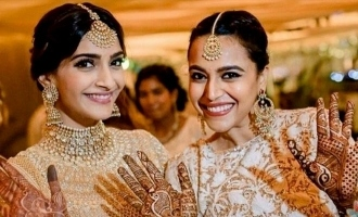Check out Sonam Kapoor's adorable b'day wish for Swara Bhaskar