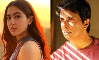 Sonu Sood  calls Sara Ali Khan a hero for this reason