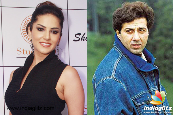 Sunny Leone Apologises Sunny Deol For All Jokes That Are -2477