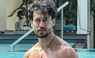 """Tiger Shroff responds to being called a """"bikini babe"""""""