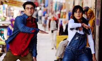 Katrina challenges Ranbir: Competition is ON - Bollywood
