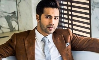 Check out how Varun Dhawan handled a crowd of fans