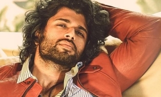 Check out the stunning first look of Vijay Deverakonda and Ananya Pandey starrer 'Liger'.