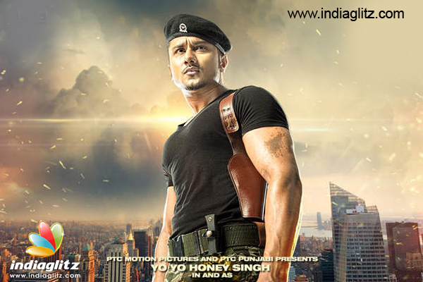 Yo Yo Honey Singh honoured for 'Zorawar' - Bollywood News