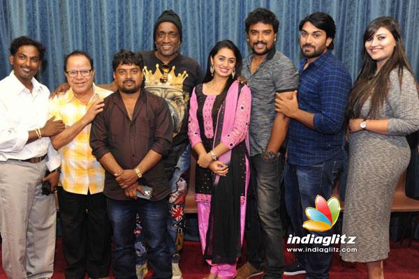 Paru I love you ready, five years project - Kannada News