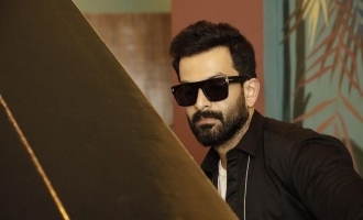 It's a wrap for Prithviraj's Bhramam