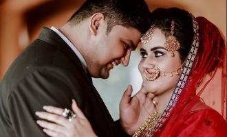 Popular serial actress enters wedlock