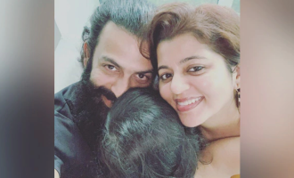 Finally! Prithviraj reunites with his family!