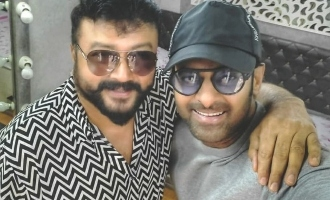 Jayaram teams up with Baahubali actor Prabhas