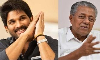 COVID-19: Allu Arjun donates Rs 25 lakh to Kerala CMDRF